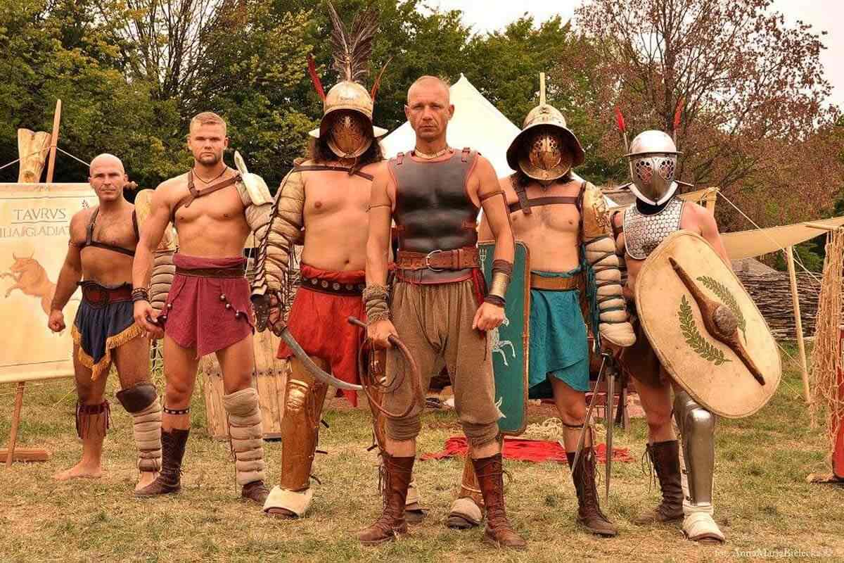 003 Speciální projekty Gladiátoři