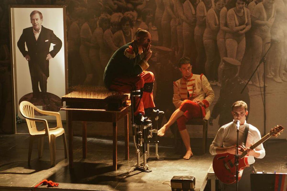 Cirkus Havel 01