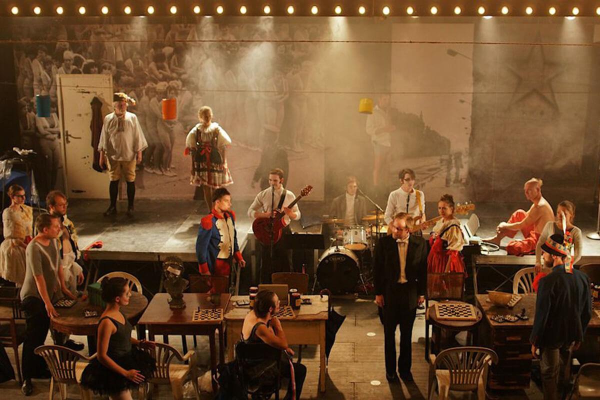 Cirkus Havel 02