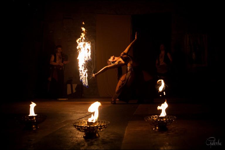 Fire show 5